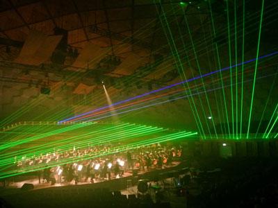 Laser Orchestra